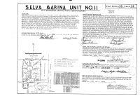 (36-062) Selva Marina No 11