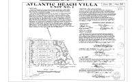Atlantic Beach Villa No 1 (30-056)